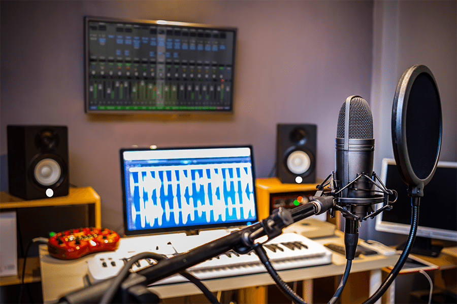 Advice On Starting A Podcast Studio