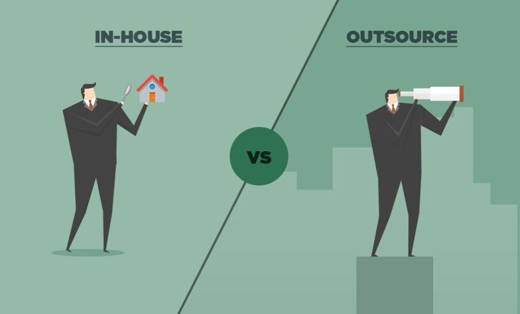 In house security Vs Outsourcing