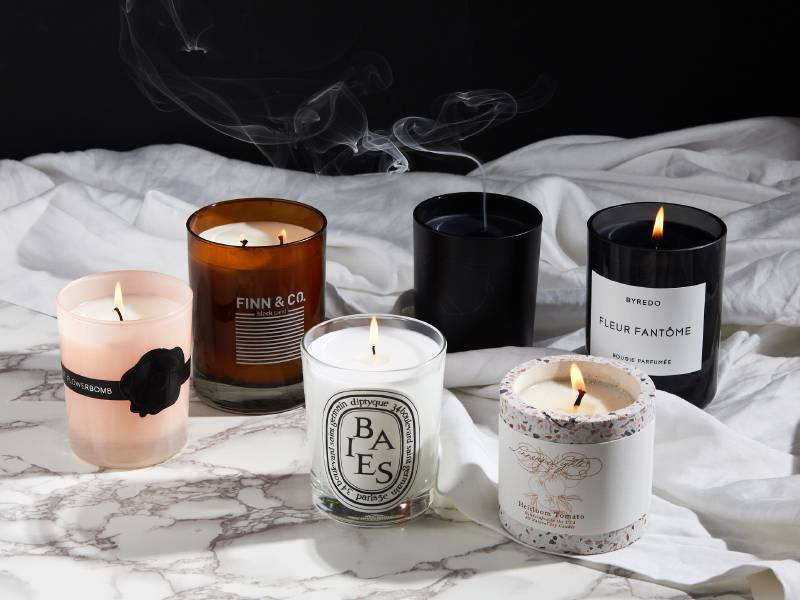 The Irresistibly Smelling Fragrance Filled Candle Supplies For Your Project