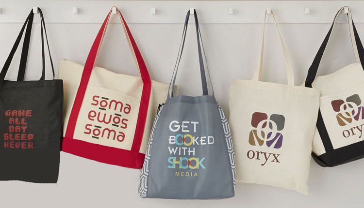 How Do Custom Tote Bags Benefit Your Company?